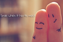smile-through-the-pain